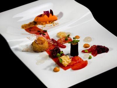 Karotten by Chef Dieter Koschina; International Gourmet Festival 2012; Tribute to Claudia 2012; Day 04 - January 15th; Koschina & Friends